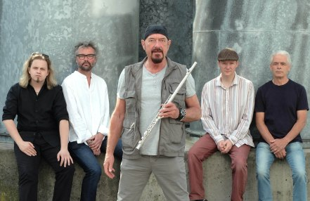 Ian Anderson Band August 2013